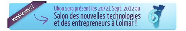 Rendez-vous au 6ème Salon des nouvelles technologies et des entrepreneurs